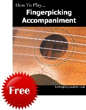 How To Play Fingerpicking Ukulele Accompaniment